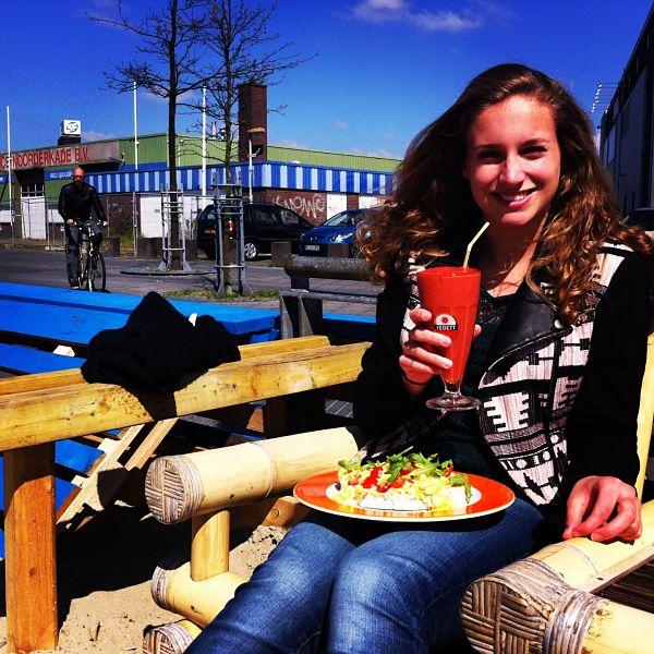 Hotspot Stadsstrand De Kade Alkmaar
