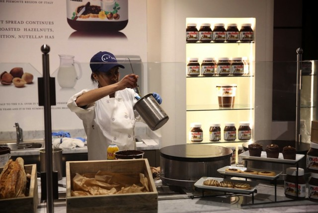Nutella Bar New York | Feel Magazine