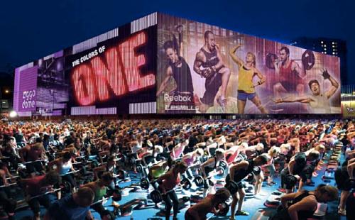Weekend-tip: Mega Fitness Experience   Feel Magazine