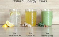 Homemade energydrankjes | Feel Magazine
