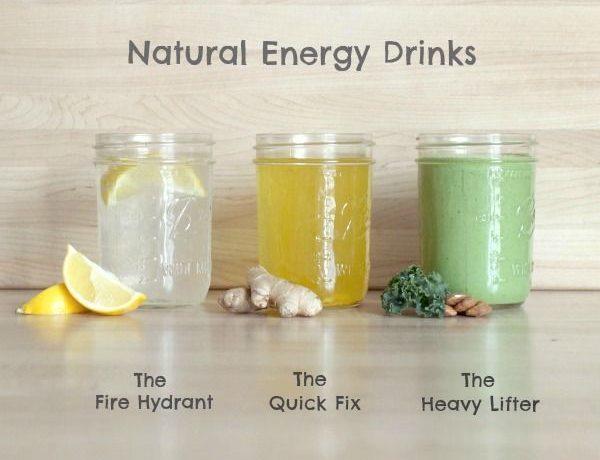 Homemade energydrankjes   Feel Magazine