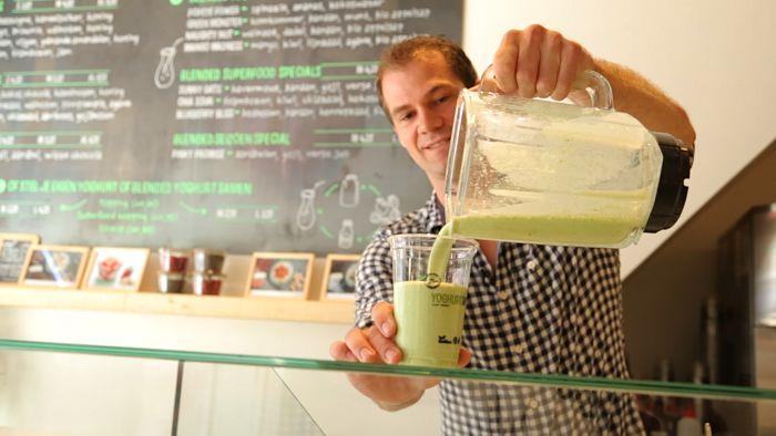 Nieuw bij Yoghurt Barn: Blended yoghurt | Feel Magazine