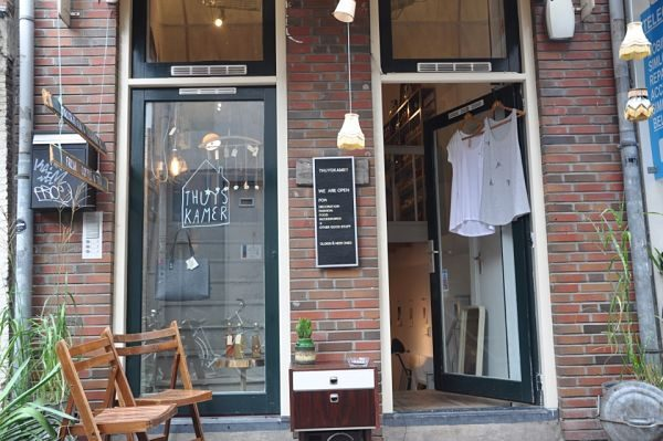 Hotspot Thuyskamer in Amsterdam | Feel Magazine