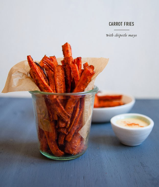 12 alternatieven voor friet | Feel Magazine