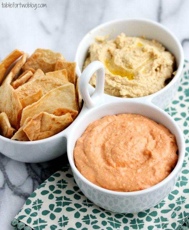 Food Friday: Healthy Hummus   Feel Magazine