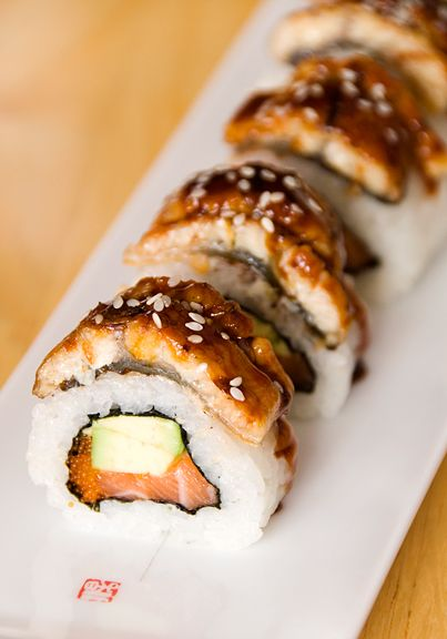 Food friday stunning sushi | Feel Magazine