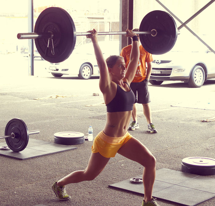 Getest: crossfit