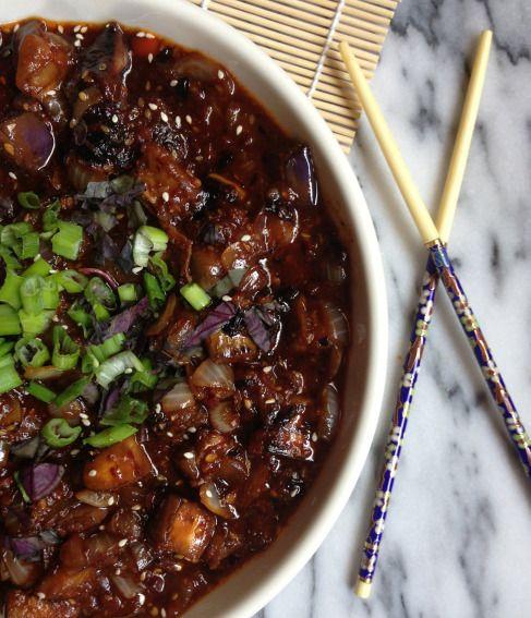 Food Friday: amazing aubergine | Feel Magazine