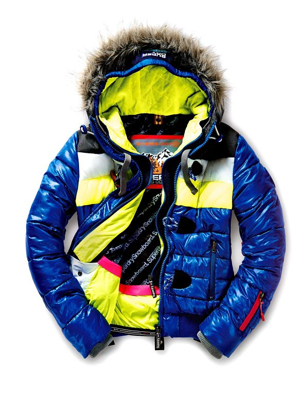 Exclusief! De wintersportcollectie van Superdry | Feel Magazine