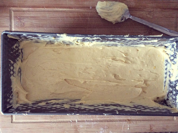 Recept Luchtige citroencake in cakeblik