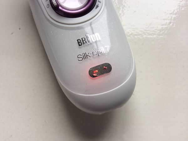 Uitgebreide review Braun Silk Epil apparaat