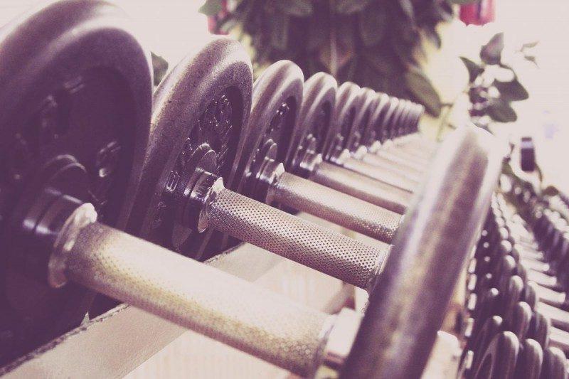 Waarom je moet trainen met méér gewicht
