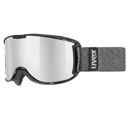 Uvex Skyper Black / LTM Silver Lasergold Lite