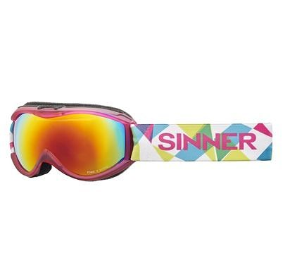 Sinner Toxic S Clear Matte pink/red