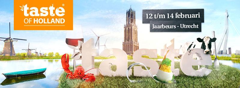 Kaartjes winnen voor Taste of Holland