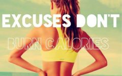 excuses-dont-burn-calories quote