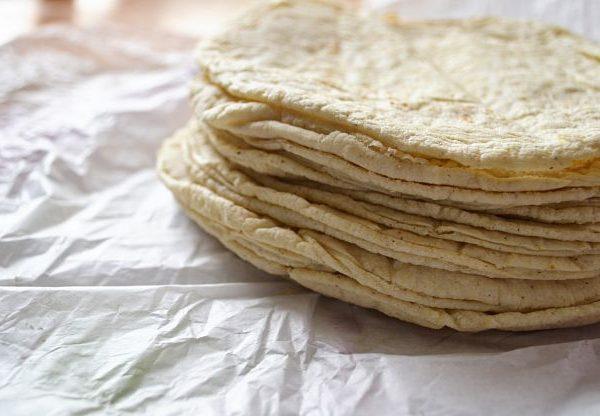 Recept gezonde vega tortilla's