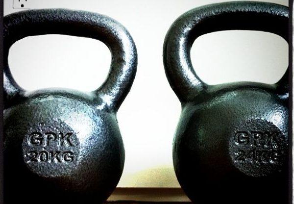 Trainen met de kettlebell